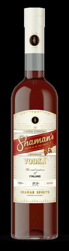 shamansvodka-lingonberry